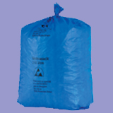 sacco antistatico per rifiuti ESD , waste antistatic bag